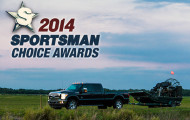 Vote for The Outfitters Built by Ford F-Series in the Sportsman Choice Awards and Win!