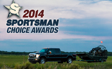 It's time to celebrate excellence in outdoor programming with The Sportsman Channel's annual