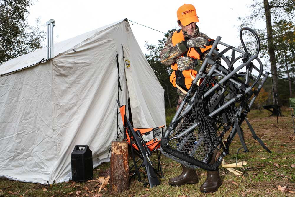 on sale 3e196 d053c Build the Ultimate Eastern Deer Camp with a Western-Style Wa