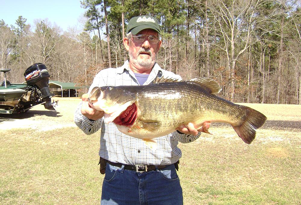 Mississippi 2015 Fishing Calendar