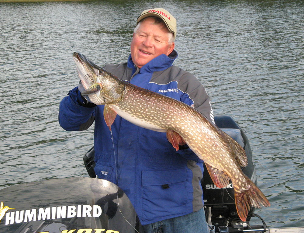 Wisconsin 2015 fishing calendar game fish for Illinois game and fish