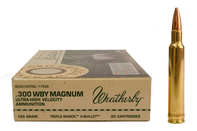 Weatherby Magnum