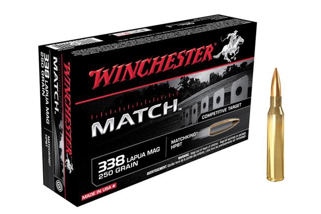 Winchester Lapua .338