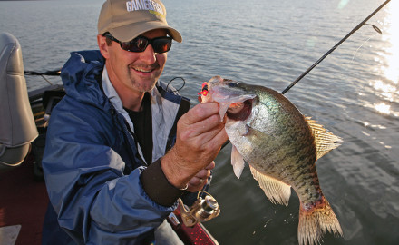 Here's where you can tap into some of Missouri's best crappie fishing this month, and later in the