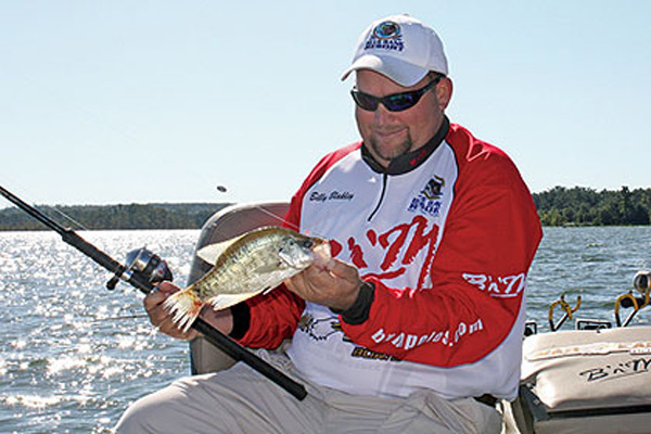 Tennessee Crappie Forecast for 2015