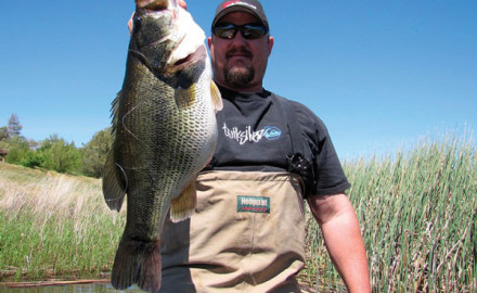 Alabama offers world-class fishing for smallmouths, largemouths and spotted bass,