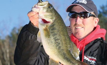 Iowa's weather in recent years has been hard on humans but just about perfect for largemouth bass.