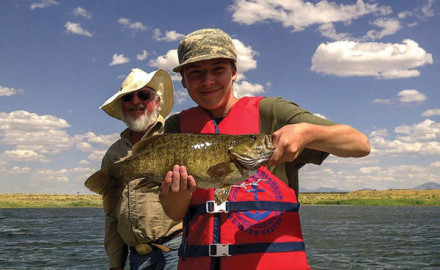 There are a number of states that try to stake the claim of offering the best bass fishing in the