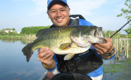 Winter is waning and spring is almost here. That means thousands of Oklahoma anglers are charging