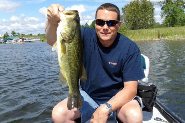 Mississippi bass forecast for 2015 game fish for Mississippi fish and game