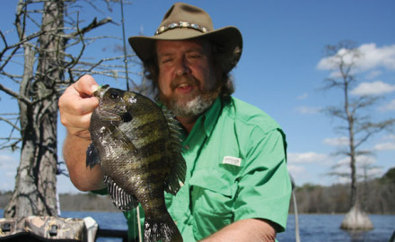 Is it possible to plan a fishing trip that will allow you to catch — by design rather than