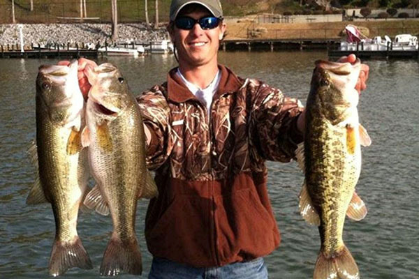 Pennsylvania 2016 fishing calendar game fish for Local bass fishing clubs