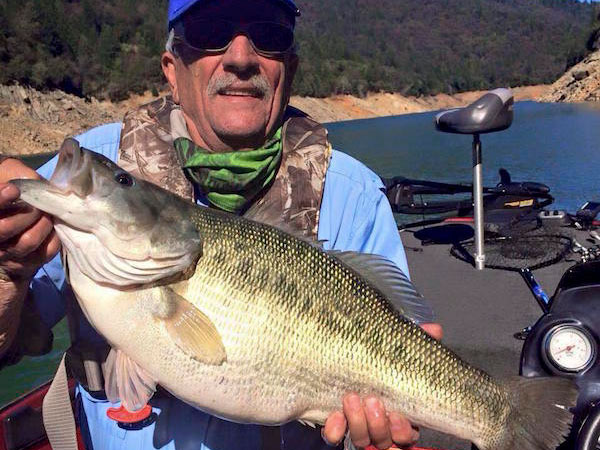 Nevada Angler Catches Potential World Record Spotted Bass