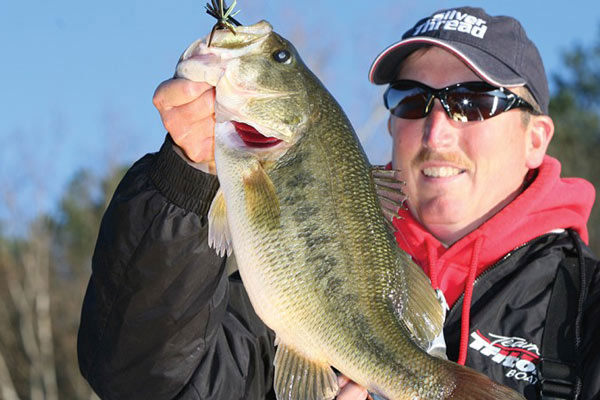 The result is that Iowa's bass anglers have the potential for a break-out year for bass fishing in 2015. Traditional bass hotspots such as Lake Wapello, Brushy Creek Lake and the backwaters of the Mississippi River are primed to produce another year of excellent angling.
