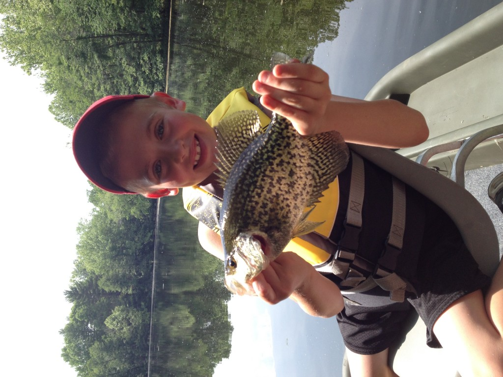 Crappie fishing at its best game fish for Indiana crappie fishing