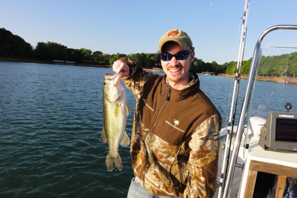 Bass fishing in Louisiana is exciting and fun, and requires patience, knowledge of bass biology and instinct. Knowing where, how and what to cast makes a difference when fishing for bass.