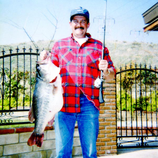 Robert Crupi- a legend in the trophy bass fishing community.  He paved the way for young, aspiring trophy bass hunters around the world and did so in a big way.