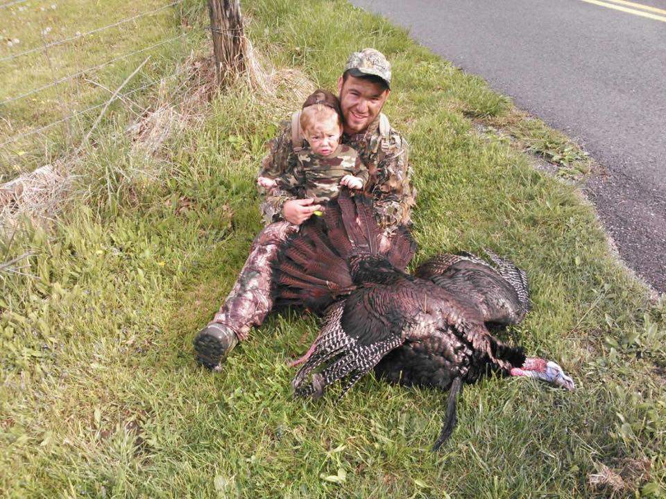 Camden 39 s 1st turkey game fish for Lifetime hunting and fishing license tn