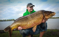 Is This Michigan's Biggest Carp Ever on Rod & Reel?