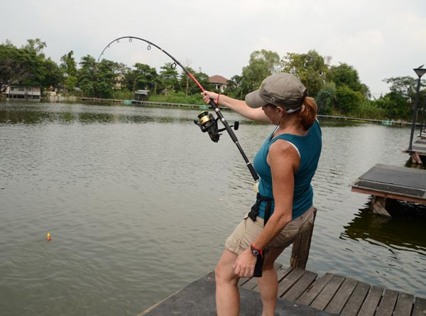 An Angler's Journey to Thailand: Catching the Mekong Giant Catfish