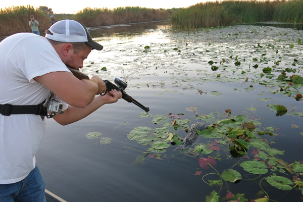 In the swamps the business conservation of gator for Grosse savanne bass fishing