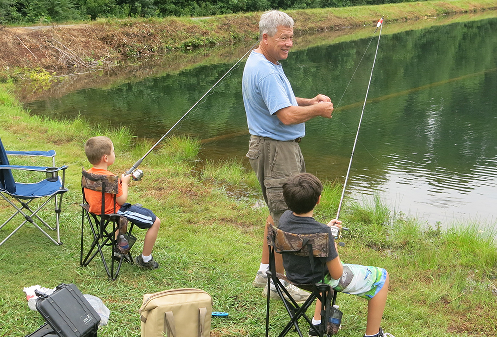 Tennessee catfish forecast for 2015 game fish for Best tasting fish