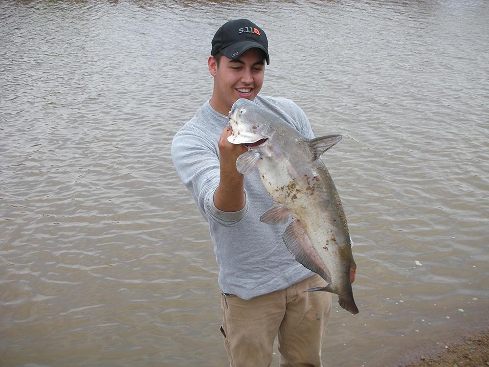 Iowa catfish forecast for 2015 game fish for Iowa fishing lakes