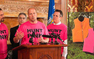 Wisconsin Legislature Tries To Persuade Hunters To Wear Pink Attire