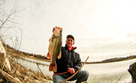 Ponds are no secret to the millions of fisherman out there. I first got hooked on bass fishing at
