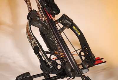 If you don't need light-speed from your crossbow, hands down the Barnett Raptor is the most