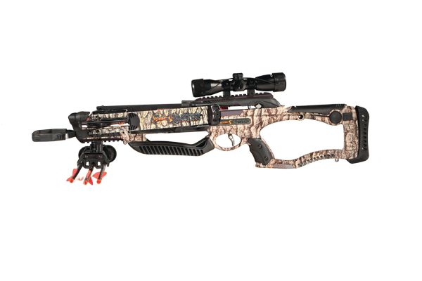 Barnett BC Raptor Reverse Crossbow Review