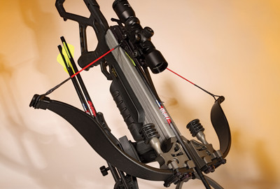 The recurve people, Excalibur, shortened up and narrowed down their Matrix bows, and the result is