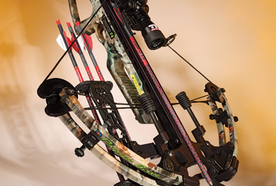 Parker has a strong brand following, and for good reason. They were a leader in vertical bows, and