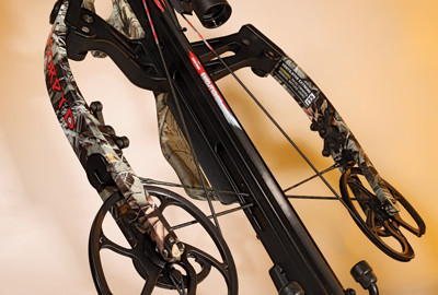 If you want to fastest bow on the black, the Ventilator Extreme is your crossbow. Like we reported