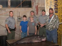 Find the best spots for catfishing in Louisiana this summer.