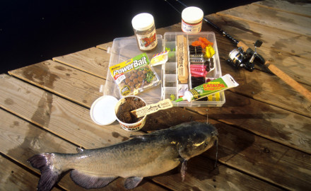 When it comes to fishing baits, you won't find a more unusual variety than the strange brews of smelly ingredients often used to catch catfish.