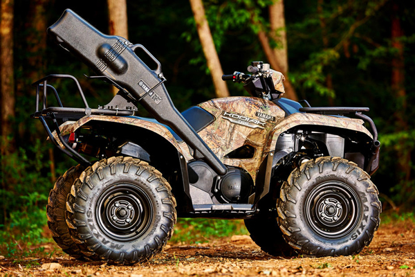 First look 2016 yamaha grizzly and kodiak 700 atvs game for 2016 yamaha grizzly 450