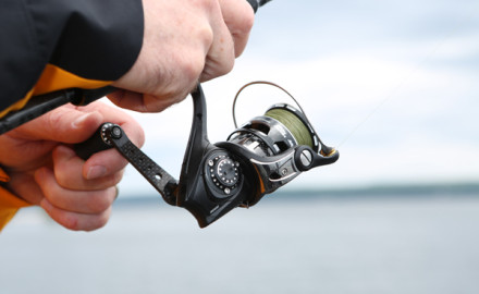 Smooth gears and 7 a unique, effective casting system 8 make the Revo MGX a standout among