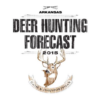 Arkansas deer forecast for 2015 game fish for Arkansas game and fish forecast