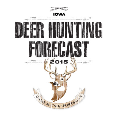 Iowa Deer Forecast for 2015