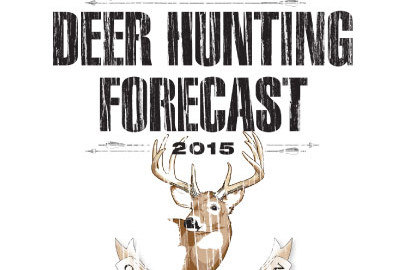 Illinois hunters harvested 145,804 deer this past 2014-2015 season, the Illinois Department of
