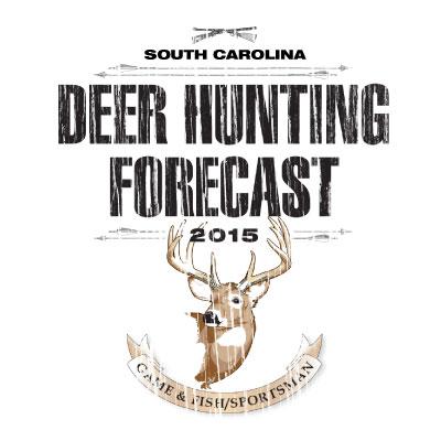 South Carolina Deer Forecast for 2015