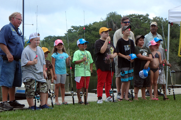 Fishing Florida to Fight Cancer