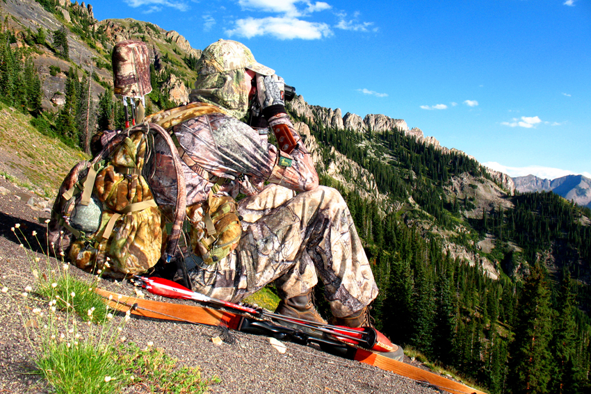 How To Use Optics To Hunt Open Deer Country in The Southwest