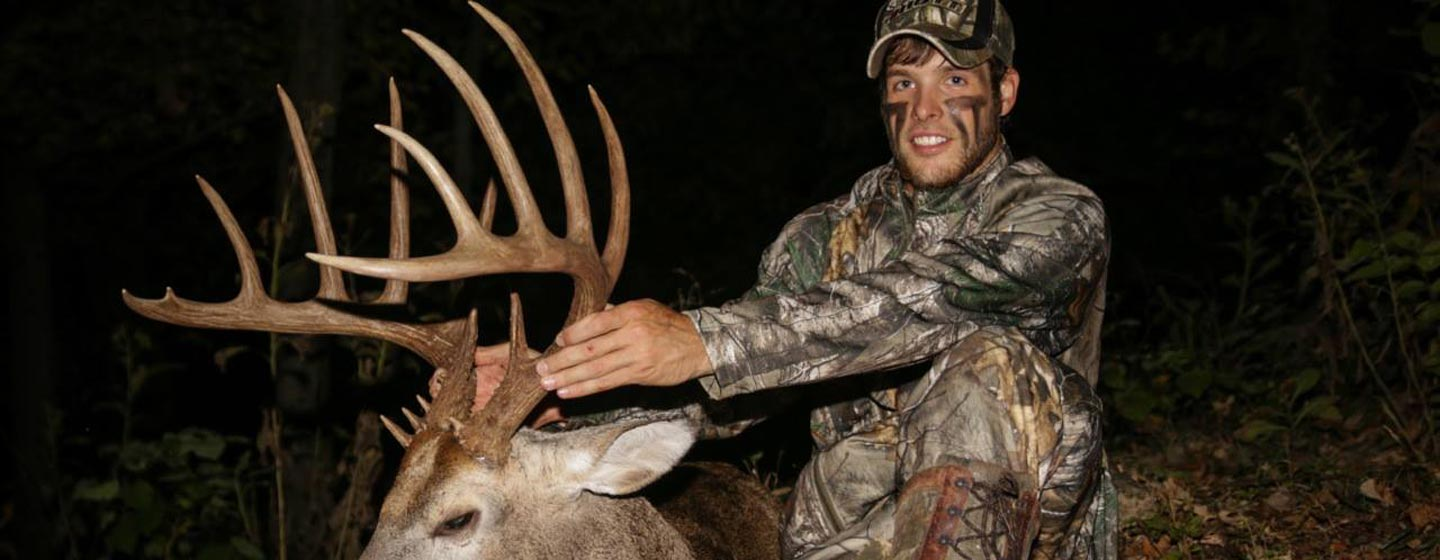 Best trophy deer hunting states in the midwest game fish for Kansas fish and game