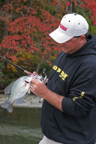 10 Tactics for Fall Crappie Fishing
