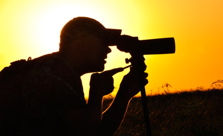 A reliance on quality optics is a somewhat foreign concept to hunters from the Midwest and the