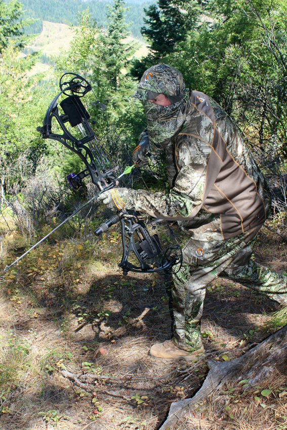 Playing The Wind to Hunt Southwestern Deer