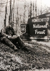 1989  Homochitto National forest where I grew up hunting. Public land will make you hone your skills