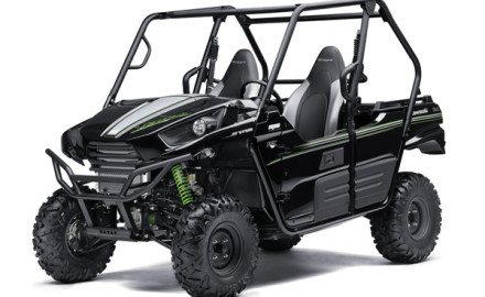 After a truck and boat, a side-by-side utility vehicle probably would be one of your most expensive toys.